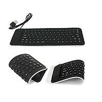 Гибкая клавиатура практично, гигиенично + RU стик.