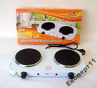 Плита электрическая кухонная 2000W Stenson - диски
