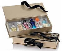 Наборы миниатюр парфюмерной воды