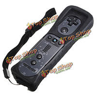 Новый пульт дистанционного управления с футляром для Nintendo Wii игры