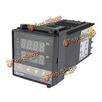 Рекс-с100 220В цифровой ПИД регулятор температуры комплект