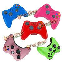 2.4 ГГц беспроводной игровой контроллер джойстика для Xbox 360 многоцветный