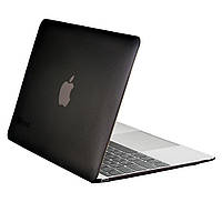 Чехол-обложка для ноутбука Speck SeeThru Onyx Black Matte for Apple MacBook 12 (SP-SPK-A4125)