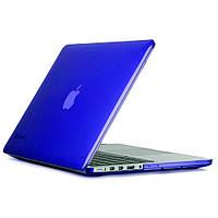 Чехол-обложка для ноутбука Speck SeeThru Cobalt Blue Glossy for MacBook Pro 13 Retina (SP-SPK-A2980)