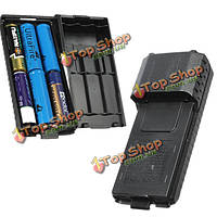 Расширенный 6х АА батареи случае обновления оболочки для baofeng uv5r uv5rb uv5re