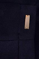 Женское стильное осеннее пальто арт. Эльпассо Турция элит 6687, фото 3