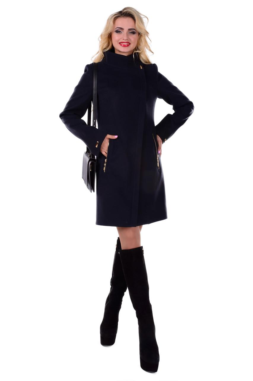 Женское стильное осеннее пальто арт. Эльпассо Турция элит 6687