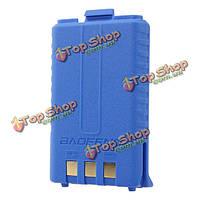 1800мАh оригинальный голубой литий-ионный аккумулятор для Baofeng UV-5r