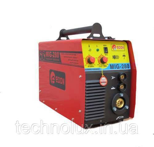 Полуавтомат инверторный Edon MIG-280