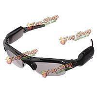 Солнцезащитные очки аудио видео регистратор 640х480