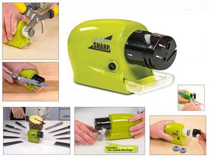 Беспроводная точилка для ножей и ножниц, фото 2