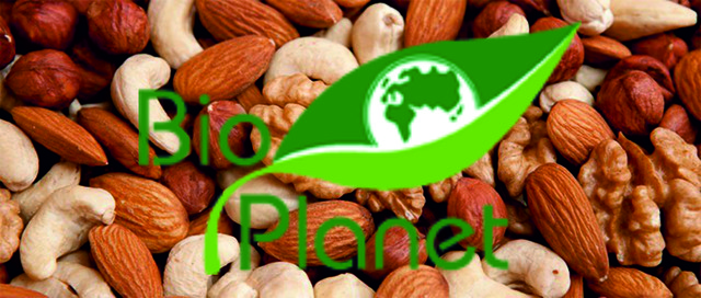 Горіхи Bio Planet