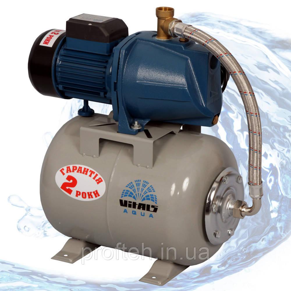 Насосная станция вихревая Vitals aqua AJW 1060-24e  (Бесплатная доставка)