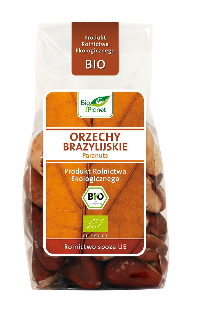 Bio Planet горіхи бразильські 150 г, фото 1
