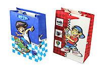 Подарочные пакеты с глитером BK-9150-S