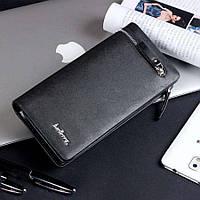 Мужской клатч Baelerry Italia, черный (кошелек, портмоне), фото 1