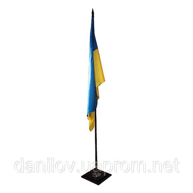 Прапор з  підставкою ECONOM
