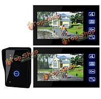 Эннио sy806mj12 7 дюймов TFT видео ночь версия камеры домофон