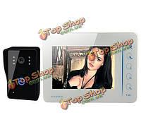 SYSD sy807mj11 7-дюймов видео домофон домофон дверь дома