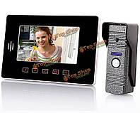 Эннио sy808me11 7inch видео домофон домой домофон дверь