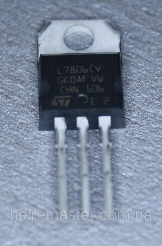 L7806CV   (ТО-220)