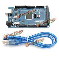 Arduino Mega 2560 R3  Программируемый контроллер на базе ATmega 2560