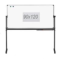 Доска оборотно-мобильная ABC Office (120x90), для мела