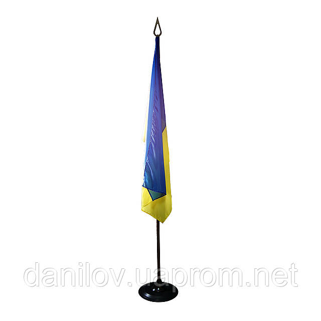 Прапор  з підставкою CLASSIC