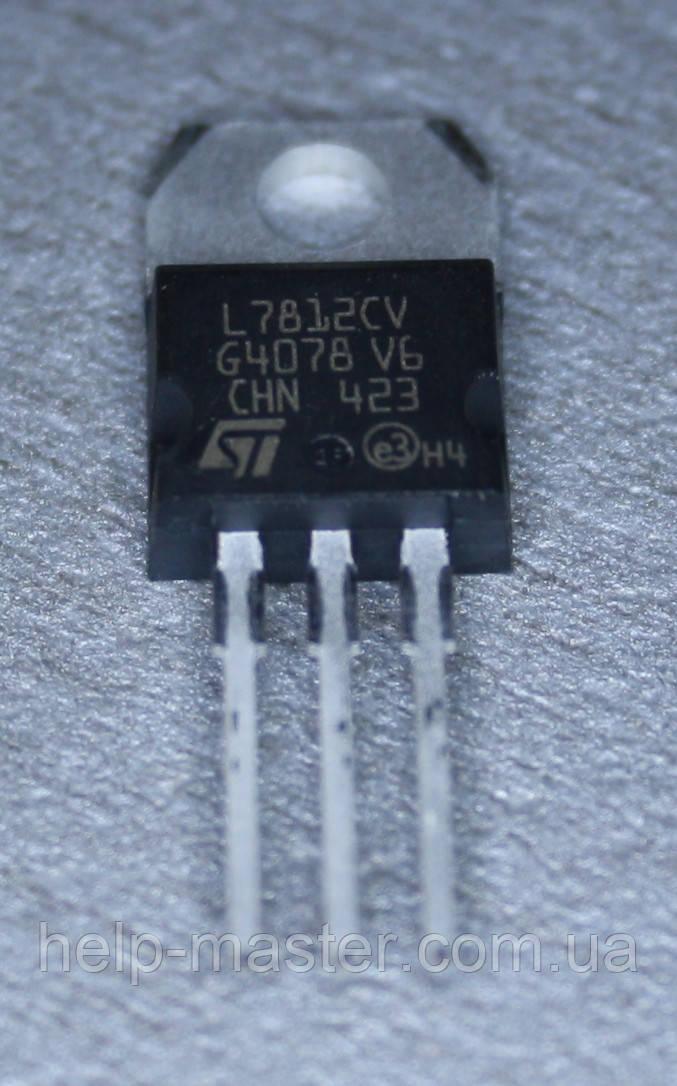 L7812CV   (ТО-220)