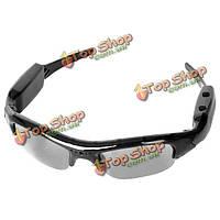Солнцезащитные очки 2.0 МП пульт управления звуком видеорегистратор поддержка 16 Гб TF