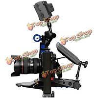 Многофункциональный устойчивый паук плечевой риг для DSLR камер