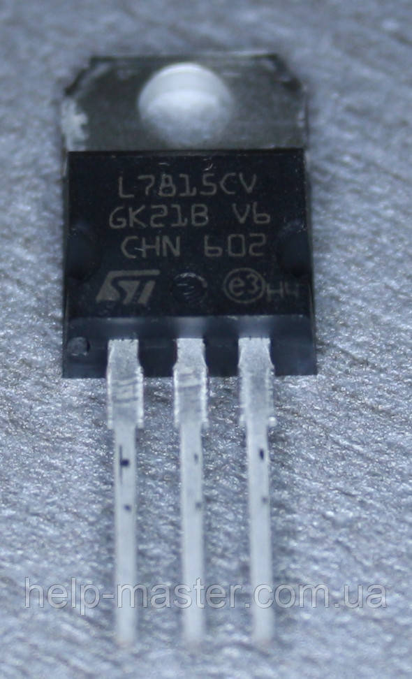 L7815CV (ТО-220)