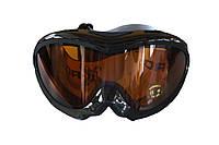 Горнолыжная маска X-Road chameleon № 555, черный