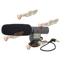 СГ-shotagun 108 стерео микрофон для DV камкордера DSLR камеры