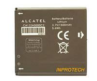 Аккумулятор Alcatel C5/OT5036 (CA132A0000C2) 1500 mAh
