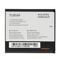 Аккумулятор Alcatel OT997d (TLiB5AF) 1800 mAh