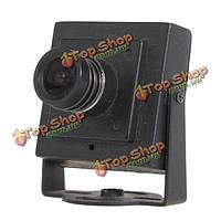 1/4 острый CCD 3.6мм цифровой цветной видеонаблюдения Mini камеры