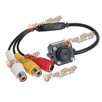 203 проводная Mini камера с карточкой mircro светильники для мониторинга/видео конференц
