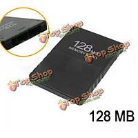 128mb для карт памяти PlayStation 2 PlayStation 2 PS2 черный