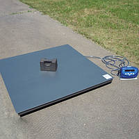 Весы платформенные бюджет 4BDU6000-1215-Б, фото 1