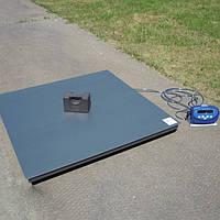 Весы платформенные до 1500 кг 4BDU1500-1215-Б, фото 1