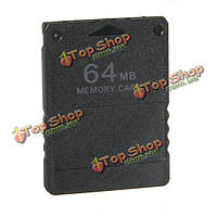 64 Мб карта памяти для PlayStation 2 для PlayStation 2 PS2