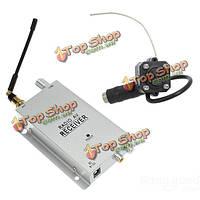 1.2г ночного видения беспроводной комплект камеры видео аудио transmissin