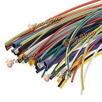 Термоусадочные трубки термоусадки трубки провода обернуть кабель рукав комплект