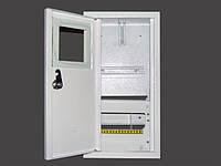 ШМР-1Ф-8В Эл. Шкаф монтажный встраиваемый под 1-но фазный счётчик электронный