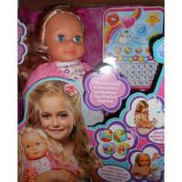 Кукла функциональная Toy Land с планшетом
