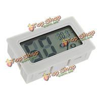 Мини цифровой ЖК-термометр гигрометр измеритель влажности датчика в помещении