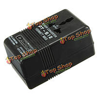 100Вт адаптер питания переменного тока 110В/120В до 220В/240В вольт трансформатор напряжения