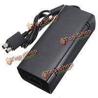 Универсальный адаптер переменного тока зарядное устройство Шнур питания кабель для XBOX360 Slim