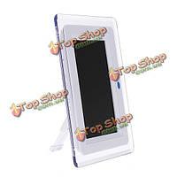 7-дюймов TFT-LCD  цифровой фильмов фоторамка MP3 MP4 плеер аварийной световой